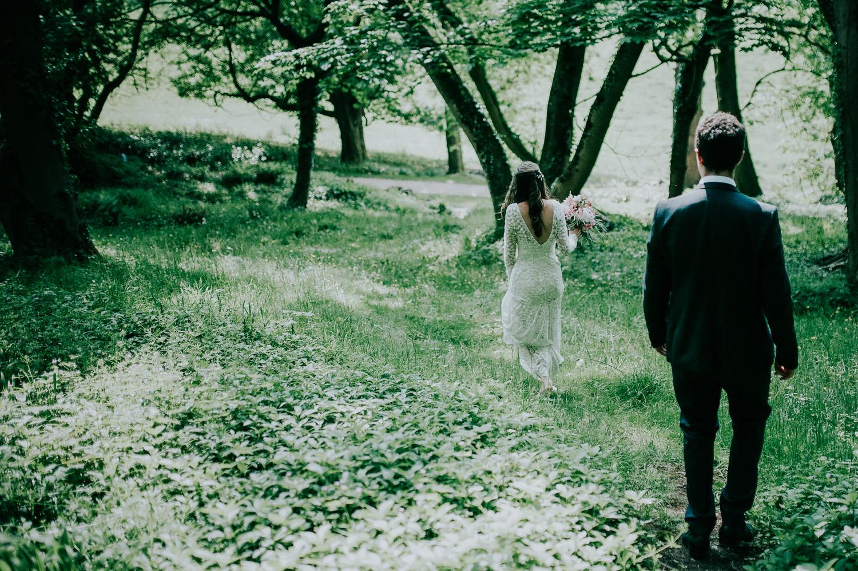 Laura & david's wedding at Prior park in Bath