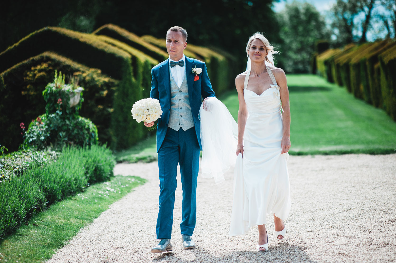 Esther&Louis at THE MANOR WESTON, OXFORDSHIRE.
