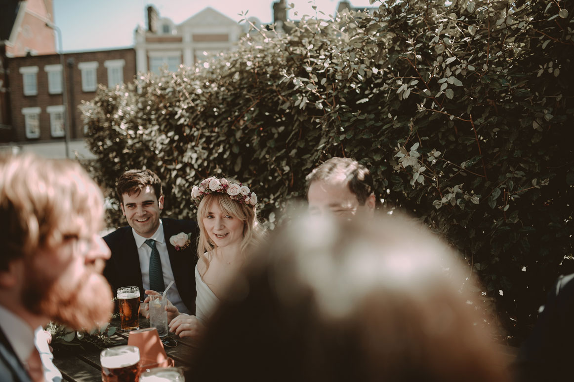 Hipster-wedding-at-The-Black-Dog-London