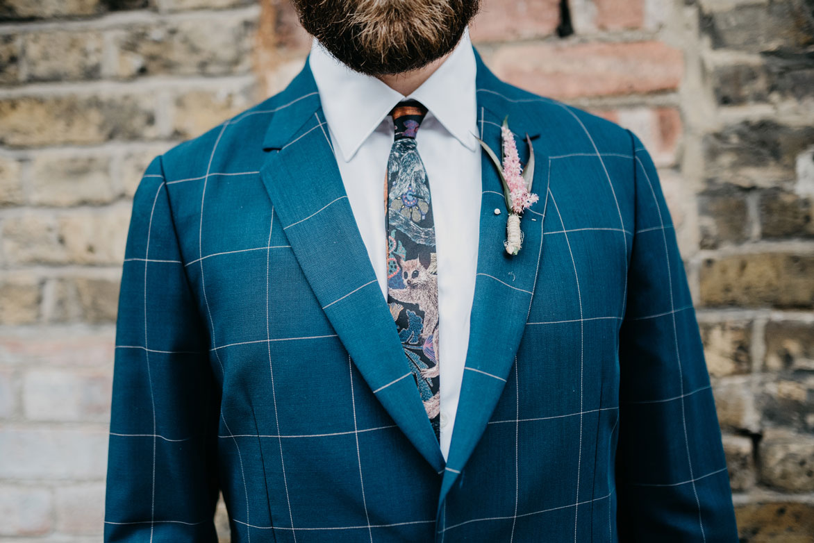 grooms paul smith suit