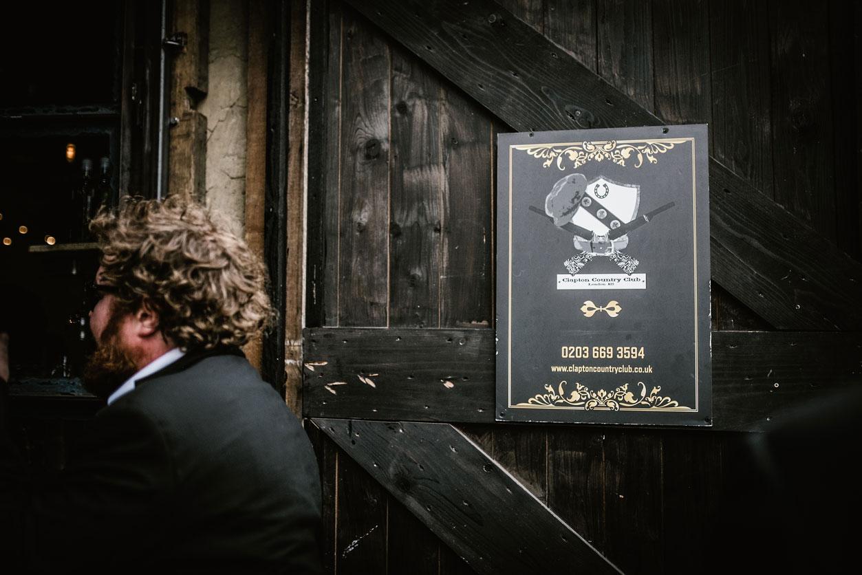 clapton country club front door