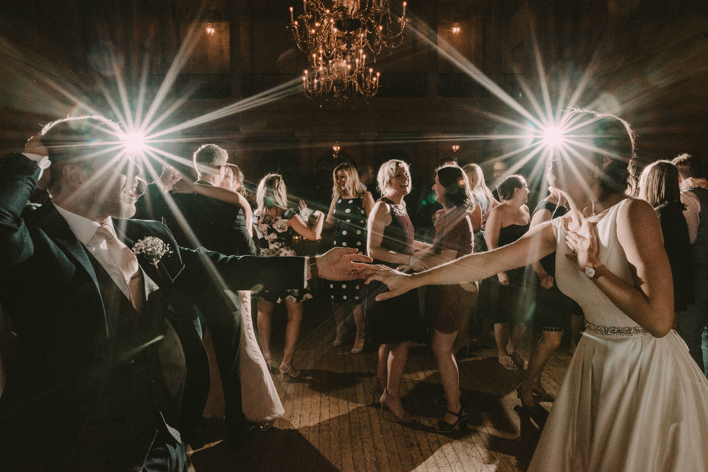 bride and Grooms first dance Assembley rooms in Bath